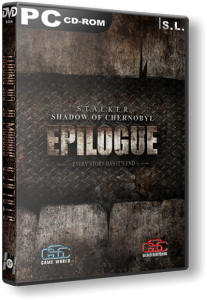 S.T.A.L.K.E.R.: Shadow of Chernobyl - EPILOGUE (2013) PC | RePack by SeregA-Lus