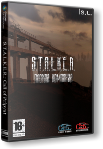 S.T.A.L.K.E.R.: Call of Pripyat - Плохая компания (2014) PC | RePack by SeregA-Lus