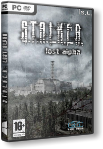 S.T.A.L.K.E.R.: Lost Alpha (2014) PC | RePack by SeregA-Lus