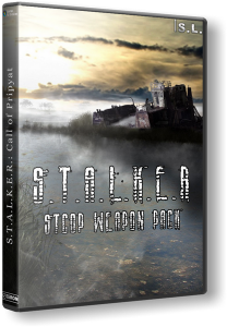 S.T.A.L.K.E.R.: Call of Pripyat - STCoP Weapon Pack (2014) PC | RePack by SeregA-Lus