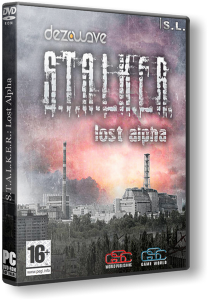 S.T.A.L.K.E.R.: Lost Alpha (2014) PC | Repack от R.G. Catalyst