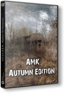 S.T.A.L.K.E.R.: Shadow Of Chernobyl - АМК Autumn Edition (2016) PC | RePack by SeregA-Lus