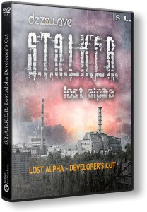 S.T.A.L.K.E.R.: Lost Alpha. Developer's Cut [1.4004] (2017) PC | RePack by SeregA-Lus