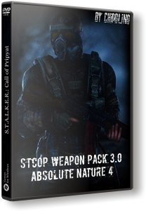 S.T.A.L.K.E.R.: Call of Pripyat - STCoP Weapon Pack 3.0 + Absolute Nature 4 (2019) PC | RePack by Chipolino