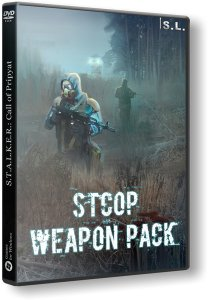 S.T.A.L.K.E.R.: Call of Pripyat - STCoP Weapon Pack + AtmosFear + Absolute Nature (2019) PC | RePack by SeregA-Lus