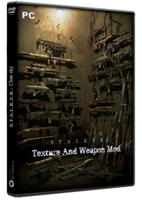 S.T.A.L.K.E.R.: Чистое небо - Texture And Weapon Mod (2020) PC | RePack by SpAa-Team